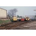 M61158, 11119 & 313008 at Harrow & Wealdstone