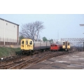 M61159, 11012 & 313008 at Harrow & Wealdstone