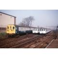 M61186, 1255 & 1247 at Harrow & Wealdstone