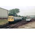 M61135, & 1211 at Harrow & Wealdstone