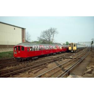 11012 & 313008 at Harrow & Wealdstone