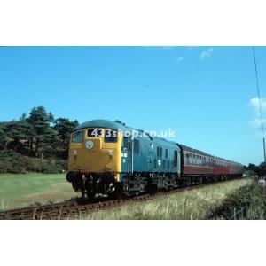 24081 (preserved) at Sheringham