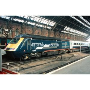 43166 at St Pancras