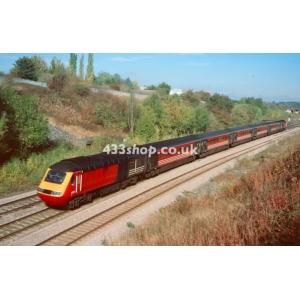 43197 at Wellingborough