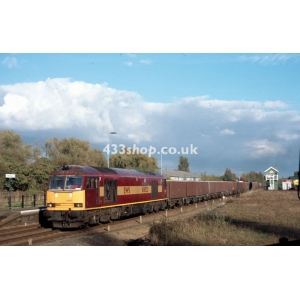 60025 at Whittlesey