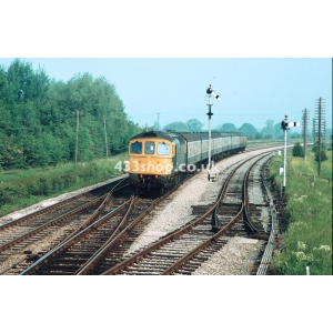 33031 at Moreton-on-Lugg