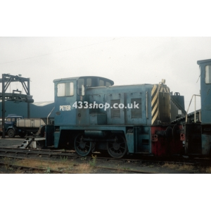 "LCP Fuels ""Peter"" (02003) at Pensnett"
