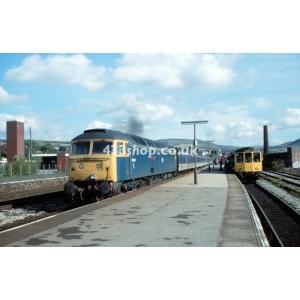 47402 & M50493 at Stalybridge