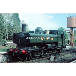 5786 (preserved) at Buckfastleigh