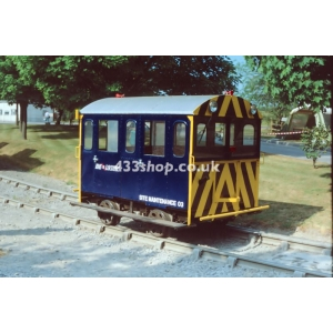 Wickham trolley at Barrington