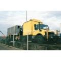 Ro-rail lorry at West Ruislip