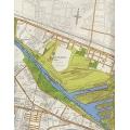 Manchester Ship Canal: Manchester Docks & Barton Dock Estate (map)