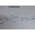 Churston signal box diagram tracing