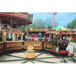 Carters Wonderful Railway at Islington