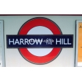 Harrow-on-the-Hill station sign