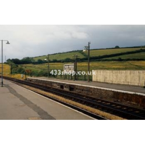 Maiden Newton station