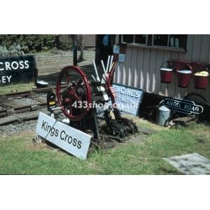 Great Molewood railway museum