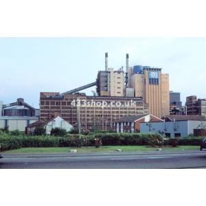 Tate & Lyle refinery at Silvertown