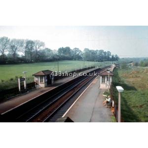 Bayford station