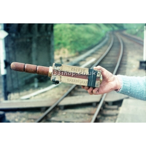 Cromer Yard SB (train staff)