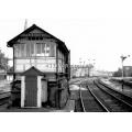 Harringay Passenger SB (trains approaching)