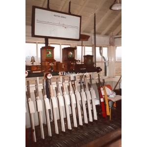 Roxton Sidings SB (interior)
