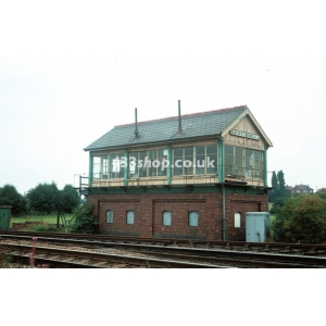 Elmton & Creswell Junction SB