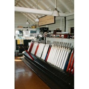 Hickleton Colliery Sidings SB (interior)