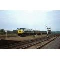 Wellingborough Junction SB (45121 passing)