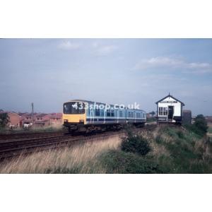 Nuneaton Midland Junction SB (150142 passing)
