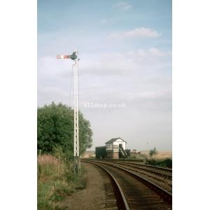 Nuneaton Midland Junction SB and signal