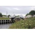 Clachnaharry SB (swing bridge)
