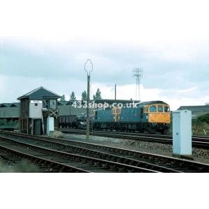Poole SB (33008 passing)