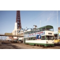 Blackpool Tram 761 at Blackpool