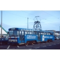 Blackpool Tram 643 at Fleetwood