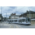 Supertram 15 at Hillsborough