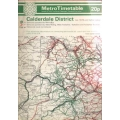 West Yorkshire Metro (Calderdale) 1978 bus timetable